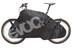 Evoc Padded Bike Rug Transportväska svart